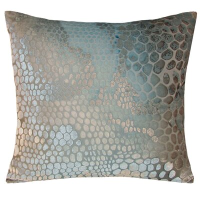 Kevin O'Brien Studio Snakeskin Decorative Pillow