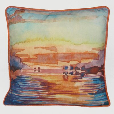 Kevin O'Brien Studio Sunrise Decorative Pillow