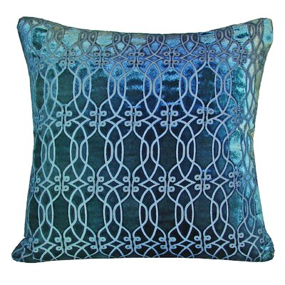 Links Velvet Pillow