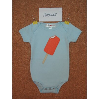 Jasper Hearts Wren Popsicle Bodysuit or Tee