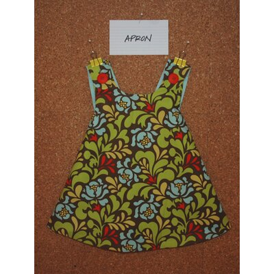 Jasper Hearts Wren Apron Dress in Sway