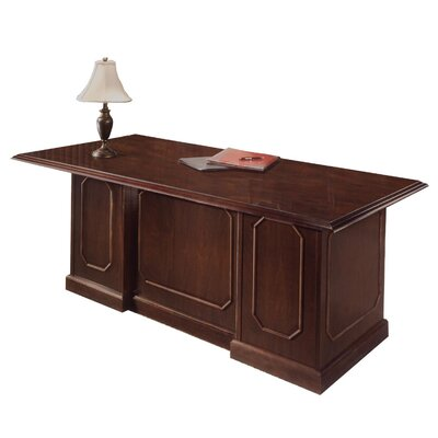 "DMI Office Furniture Governor's 72"" W Executive Desk"