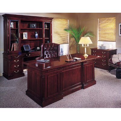 DMI Office Furniture Keswick Kneehole Credenza