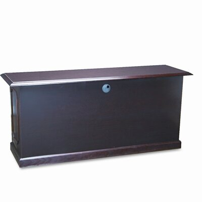 DMI Office Furniture Governor's Series Kneespace Credenza