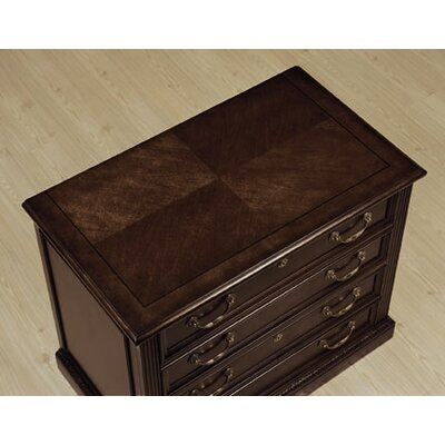 DMI Office Furniture Wellington 2-Drawer  File