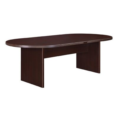 "DMI Office Furniture Fairplex 8"" Racetrack Conference Table"
