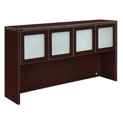 "DMI Office Furniture Fairplex 36"" H x 66"" W Desk Hutch"