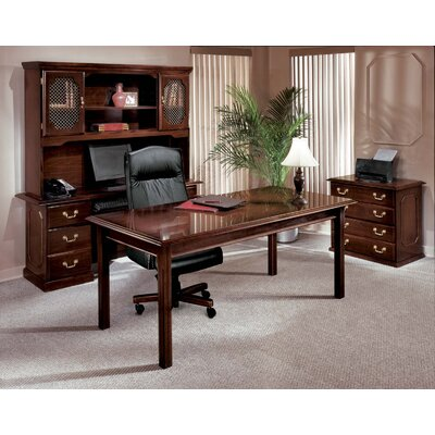 DMI Office Furniture Governor's Standard Desk Office Suite