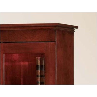 "DMI Office Furniture Del Mar 48"" H Closed Bookcase"