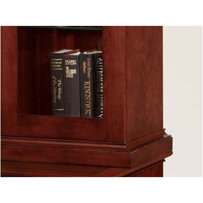 "DMI Office Furniture Del Mar 48"" Closed Bookcase"