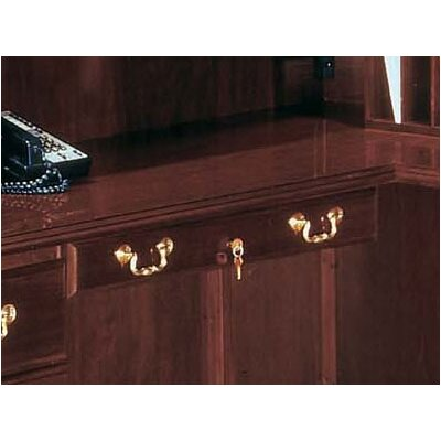 DMI Office Furniture Governor's U-Shape Reception Desk with Right Return