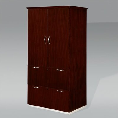 DMI Office Furniture Pimlico Lateral File Storage Cabinet (Fully Assembled)