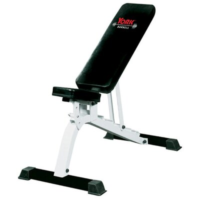 York Barbell Adjustable Utility Bench