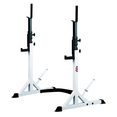 York Barbell Press Squat Stand