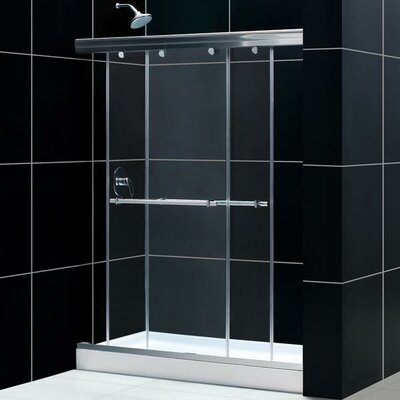 "Dreamline Charisma Bypass 60"" W x 72"" H Sliding Shower Door"