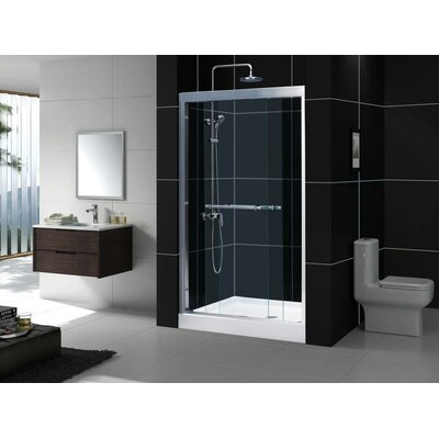 Dreamline Duet Bypass Sliding Shower Door