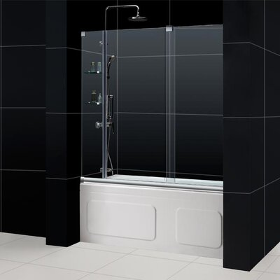 Dreamline Mirage Frameless Tub Door