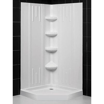 Dreamline Neo Shower Base with Backwalls