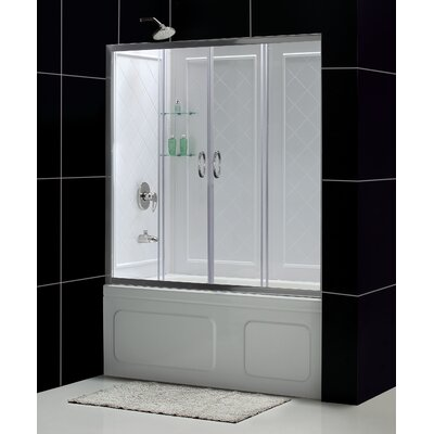 Dreamline Visions Sliding Tub Door