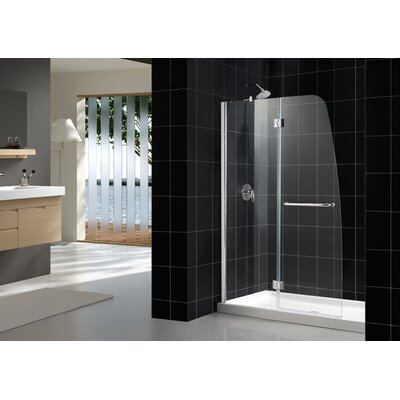 Dreamline Aqua Hinged Shower Door and SlimLine Shower Base