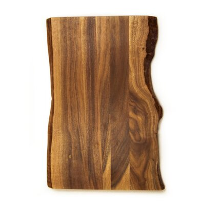Architec Acacia Raw Edge Gripper Cutting Board
