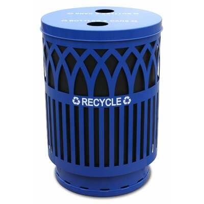 Witt Covington 40 Gallon Industrial Recycling Bin