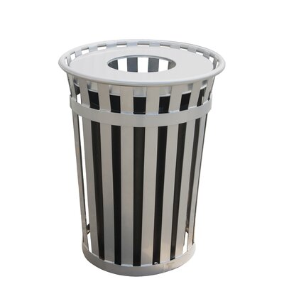 Witt Stadium Series SMB Round 36 Gallon Receptacle