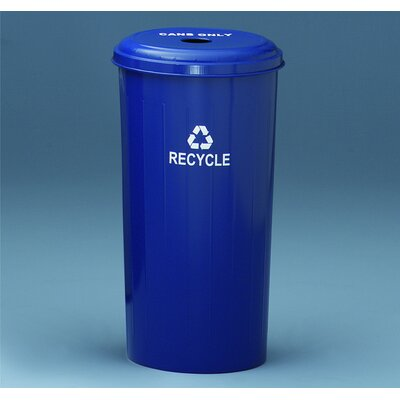 Witt 20 Gallon Bottle/Can Recycling Collector