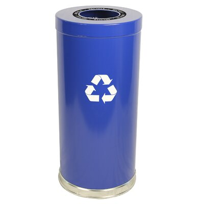 Witt Metal Recycling Single Stream Industrial Recycling Bin