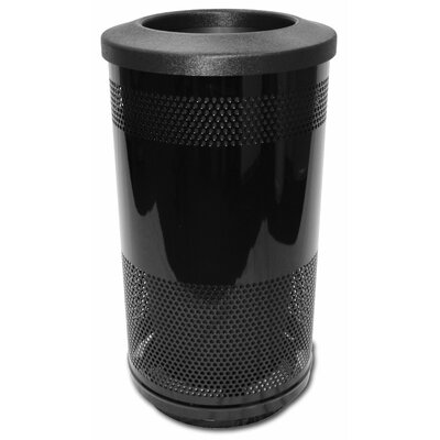 Witt Stadium Series 35 Gallon Perforated Receptacle