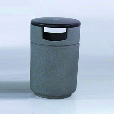 Witt Stadium Series PLC 45 Gallon Round Trash Side Load