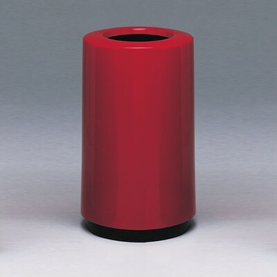 Witt Fiberglass Series 21 Gallon Top Entry Round Receptacle