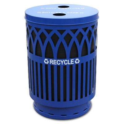 Witt Covington Recycling Receptacle