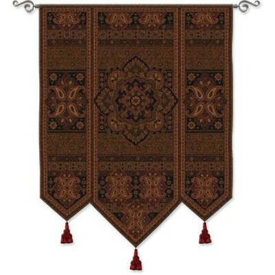 Fine Art Tapestries Masala Cinnamon Wall Hanging