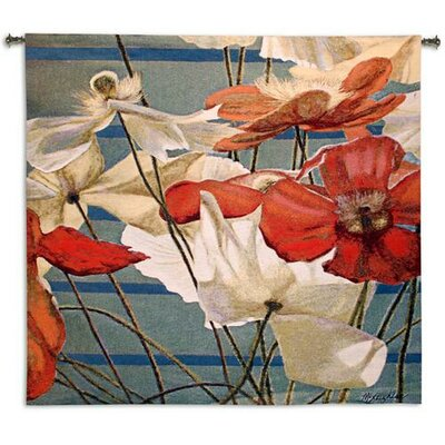 Fine Art Tapestries Stripes and Solids BW Tapestry