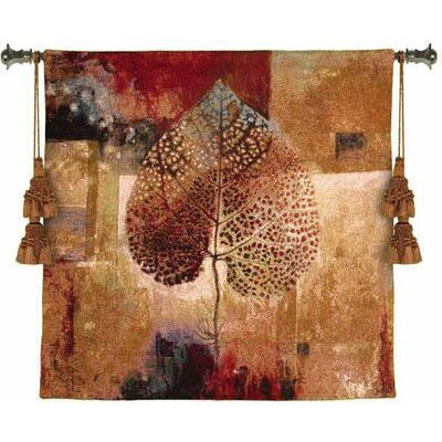 Abstract Autumn Large Wall Hanging