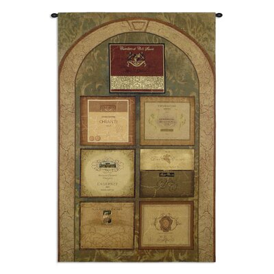 Fine Art Tapestries Wine Cellar Tapestry