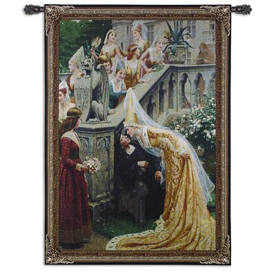 Fine Art Tapestries Kiss Tapestry