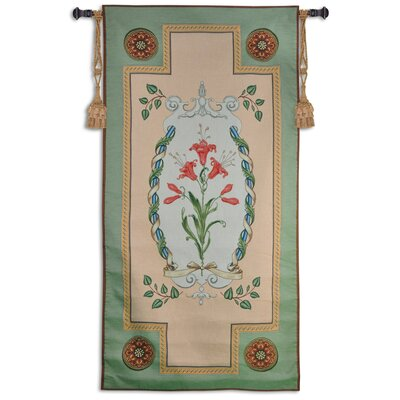 Fine Art Tapestries French Lily Tapestry