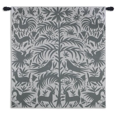 Fine Art Tapestries Otomi Platinum Tapestry