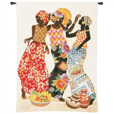 Fine Art Tapestries Jubilation Tapestry  - Keith Mallett