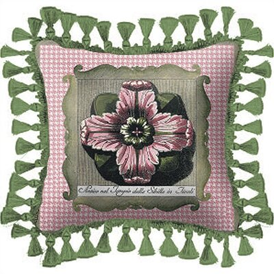 Fine Art Tapestries Medallion Pillow II