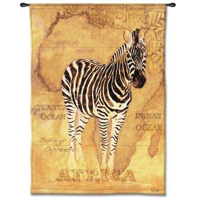 Fine Art Tapestries Classical African Voyage II by Gosia Gajewska Tapestry