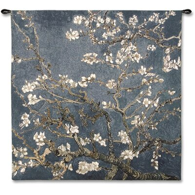 Fine Art Tapestries Almond Blossom Small Fine - Studios, Acorn