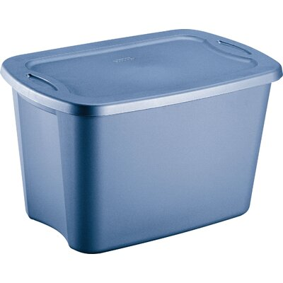 Sterilite 10 Gallon Storage Tote Box