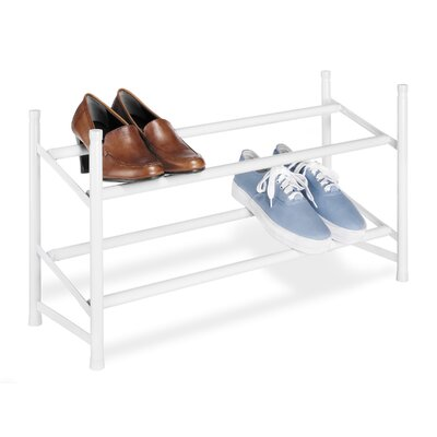 No Tool Expand / Stack Shoe Rack