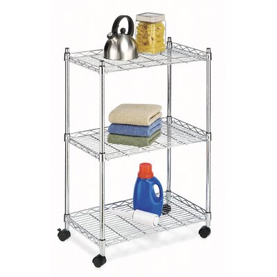 "Whitmor, Inc 33"" Jumbo Cart"