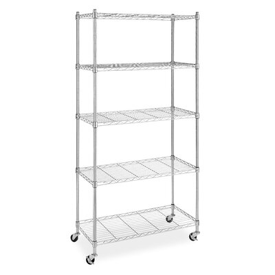 "Whitmor, Inc 60.38"" Supreme Cart"