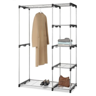 Whitmor, Inc Double Rod Closet
