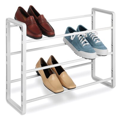 Whitmor, Inc Stacking Shoe Rack